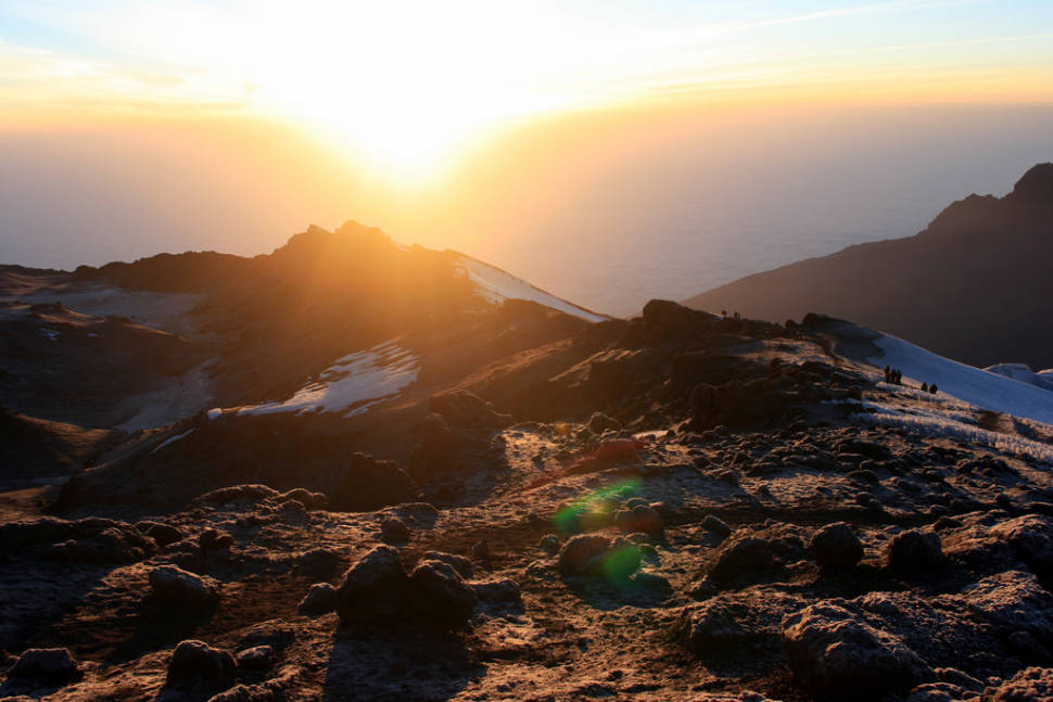 Hiking in Tanzania - Best Time