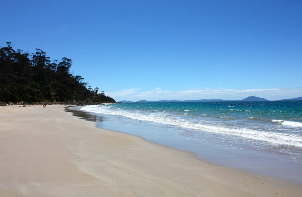 Tasmanian Beach Season in Tasmania - Best Season