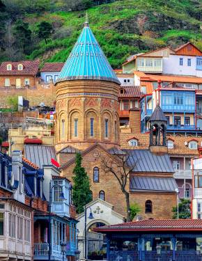 Best time to visit Tbilisi