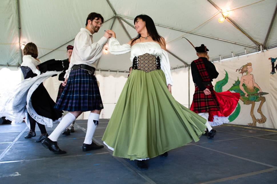 Austin Celtic Festival in Texas - Best Time