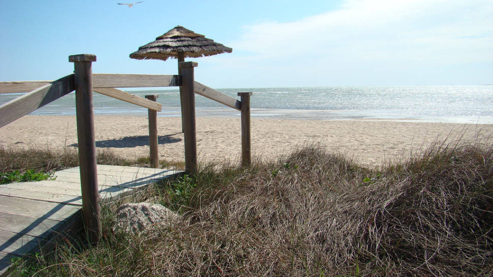 Beach Season in Texas - Best Time