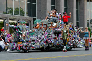 Houston Art Car Parade