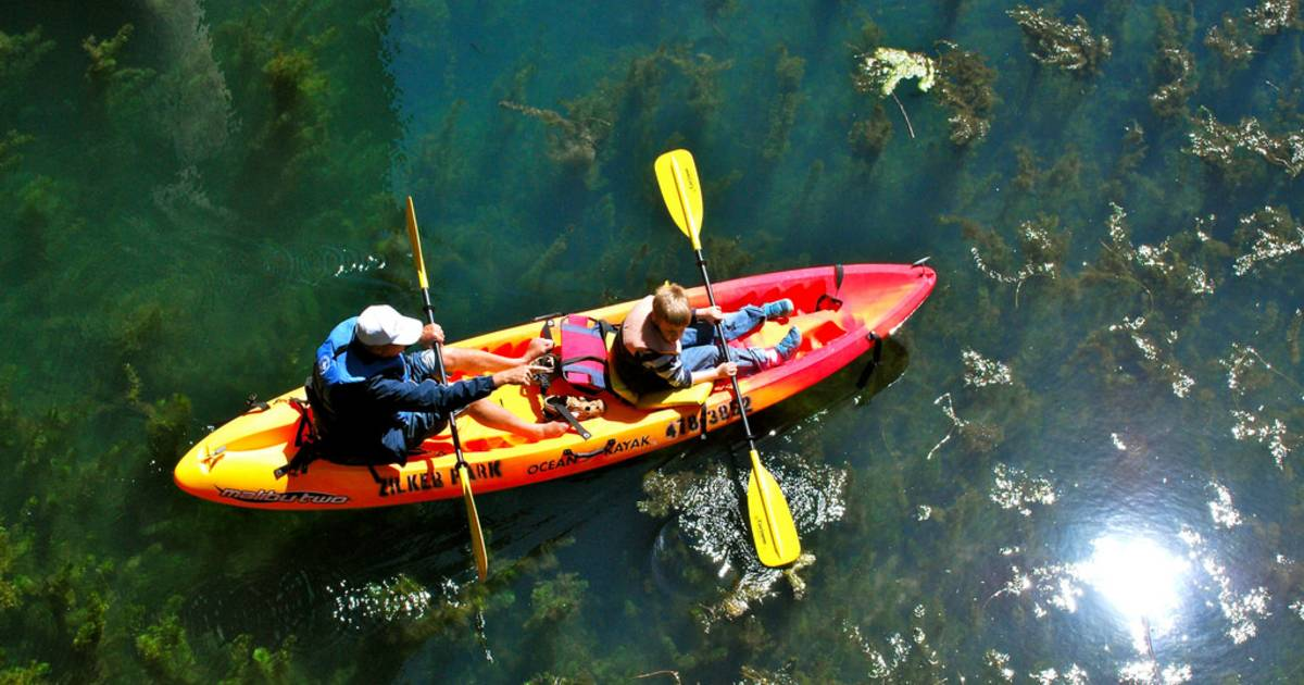 Kayaking and Canoeing in Texas - Best Time