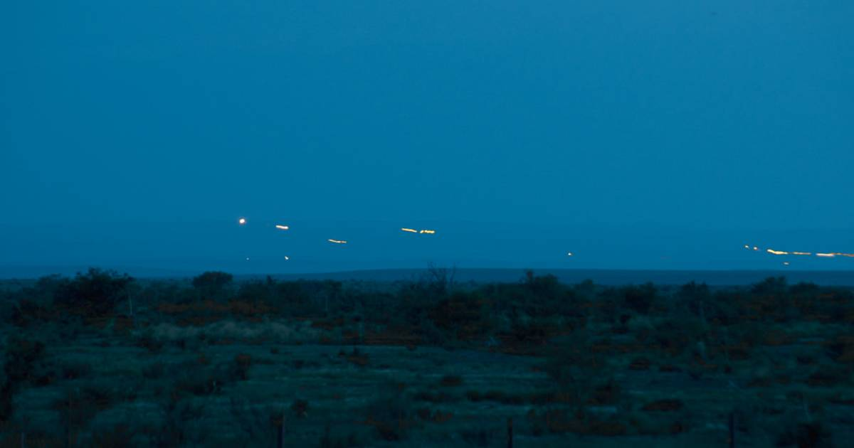 Marfa Lights in Texas - Best Time