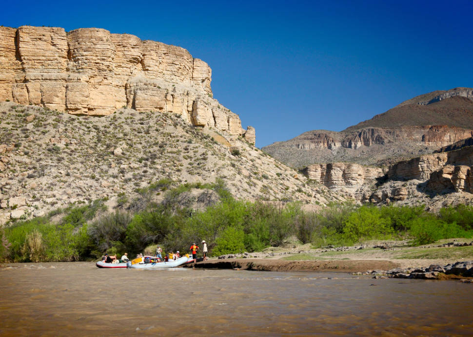 Rafting the Rio Grande in Texas - Best Time