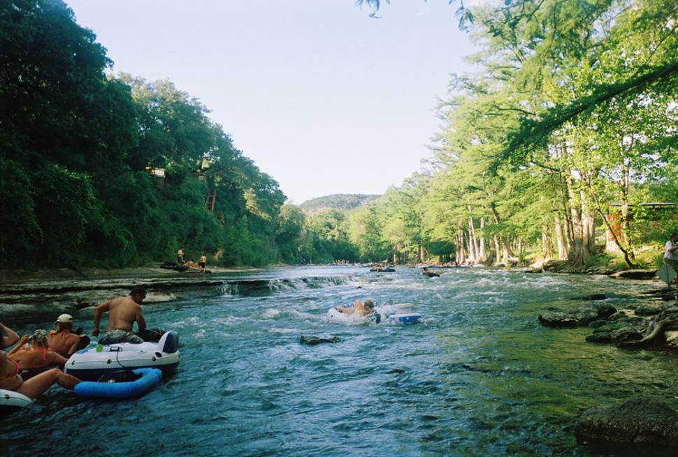 River Tubing in Texas - Best Season