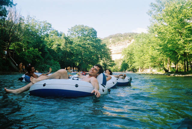 River Tubing in Texas - Best Time