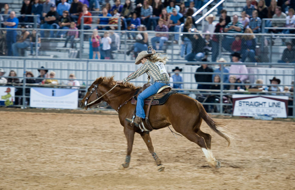 Best time for Rodeo in Texas