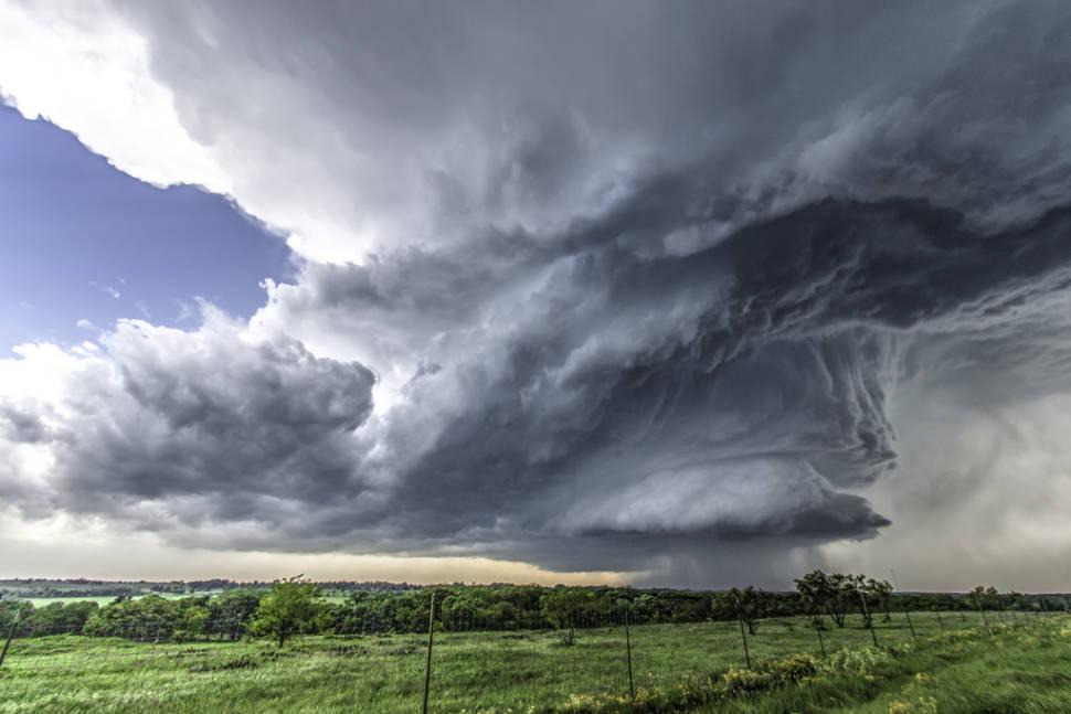 Tornado Season in Texas - Best Time