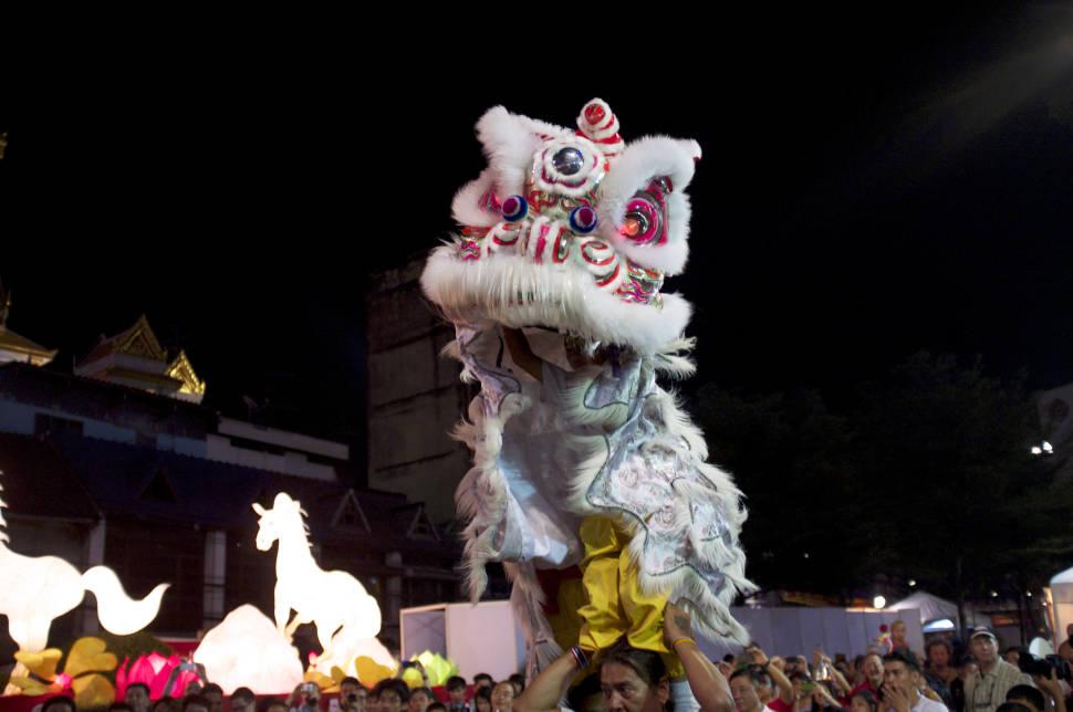 Chinese New Year in Thailand - Best Season