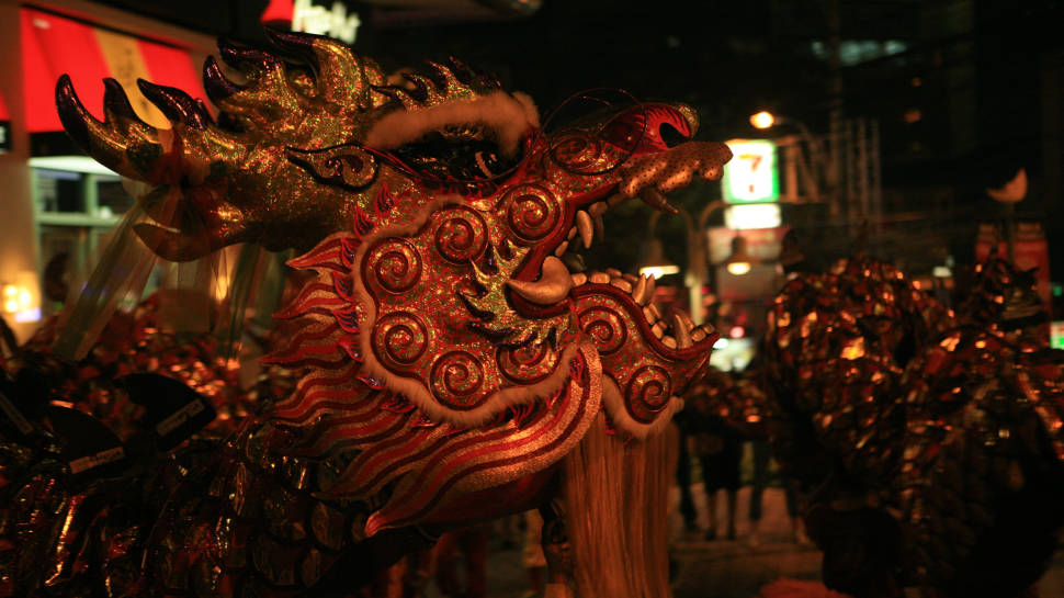Chinese New Year in Thailand - Best Time