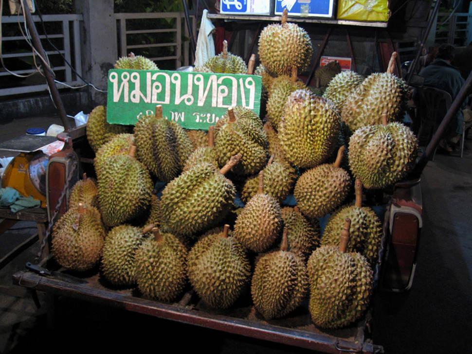 Durian Season in Thailand - Best Time