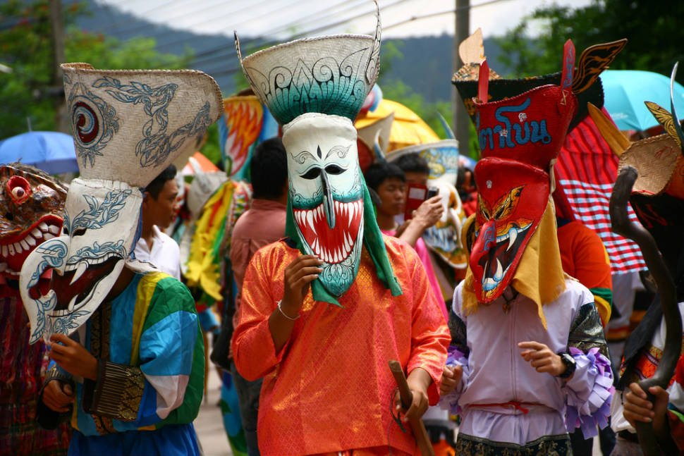 Hungry Ghost Festival in Thailand - Best Time