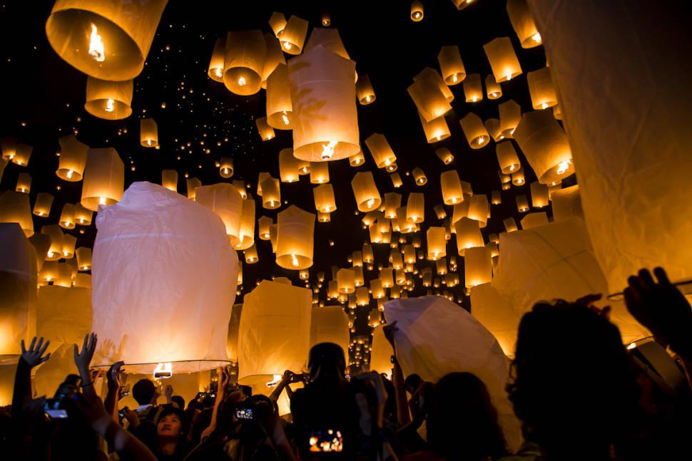 Loi Krathong in Thailand - Best Time