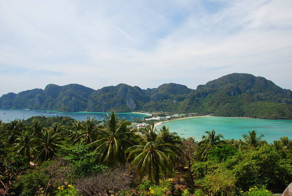 Phi Phi Viewpoint in Thailand - Best Time