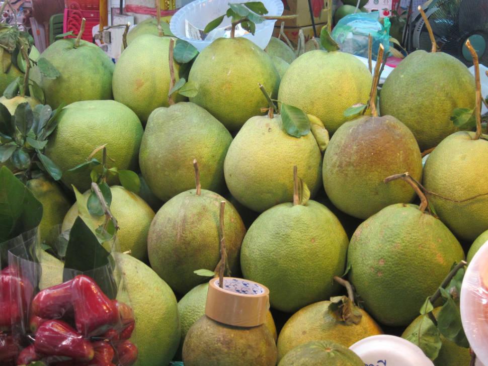 Pomelo Season in Thailand - Best Season