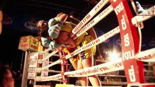 Queen's Cup Muay Thai