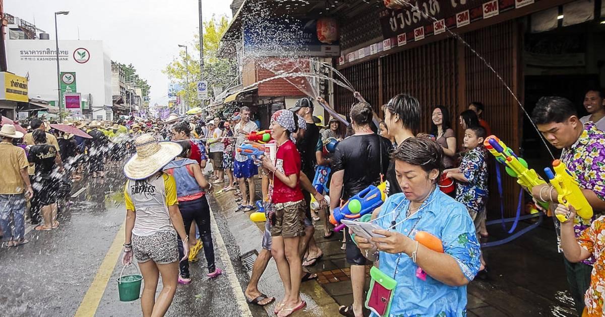 Songkran in Thailand - Best Time