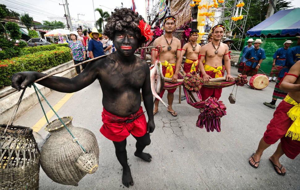 Yasothon Bun Bang Fai Rocket Festival in Thailand - Best Time