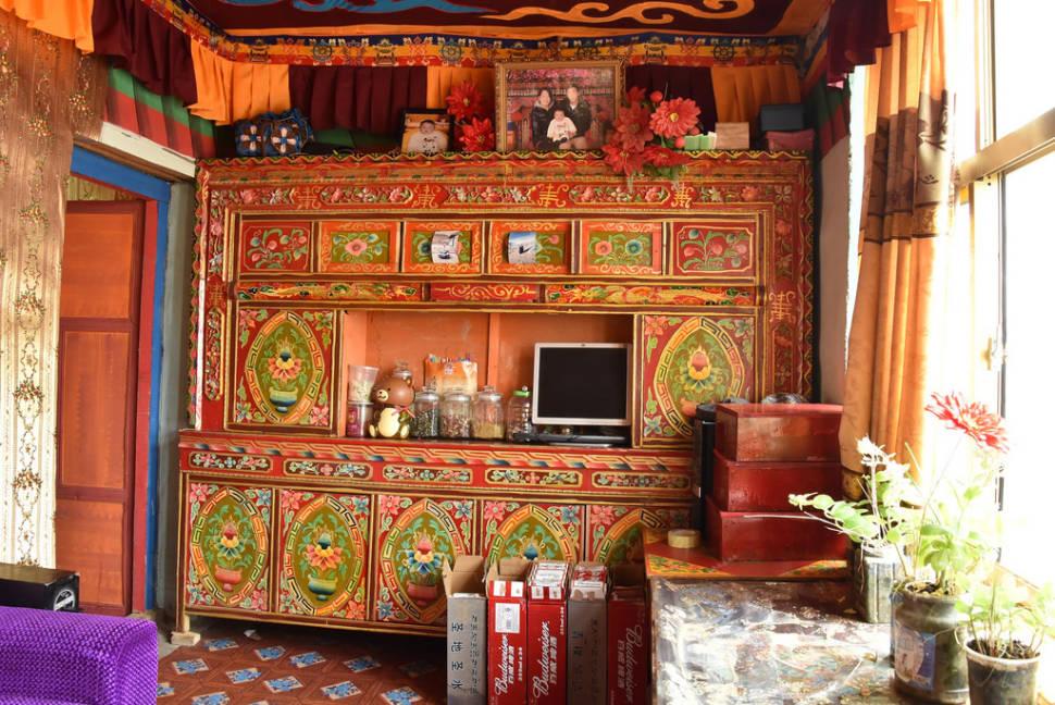 Restaurant in Darchen