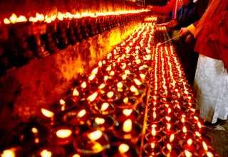 Butter Lamp Festival
