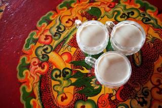 Butter Tea (Po Cha)