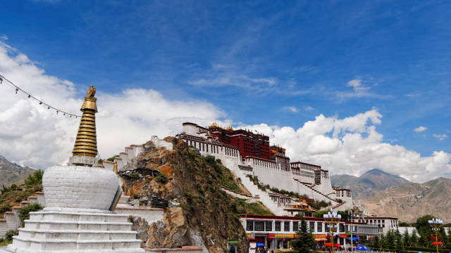 Potala Palace in Tibet - Best Time