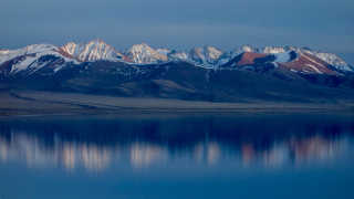 Sacred Lakes of Tibet
