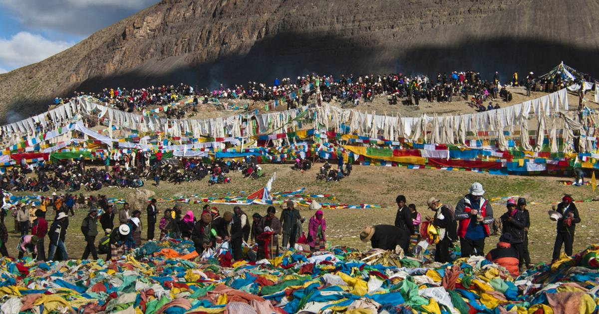 Saga Dawa Festival in Tibet - Best Time