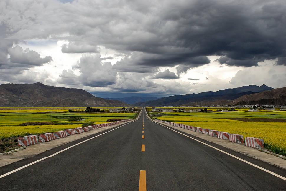 Summer in Tibet - Best Time