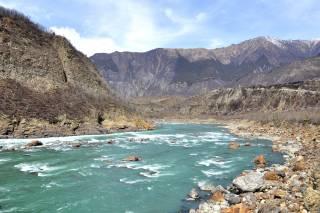 Yarlung Tsangpo Canyon