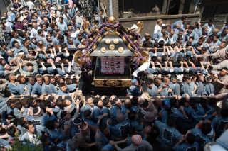Asakusa Sanja Matsuri Festival