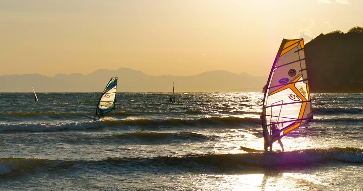 Surfing & Windsurfing in Tokyo - Best Time