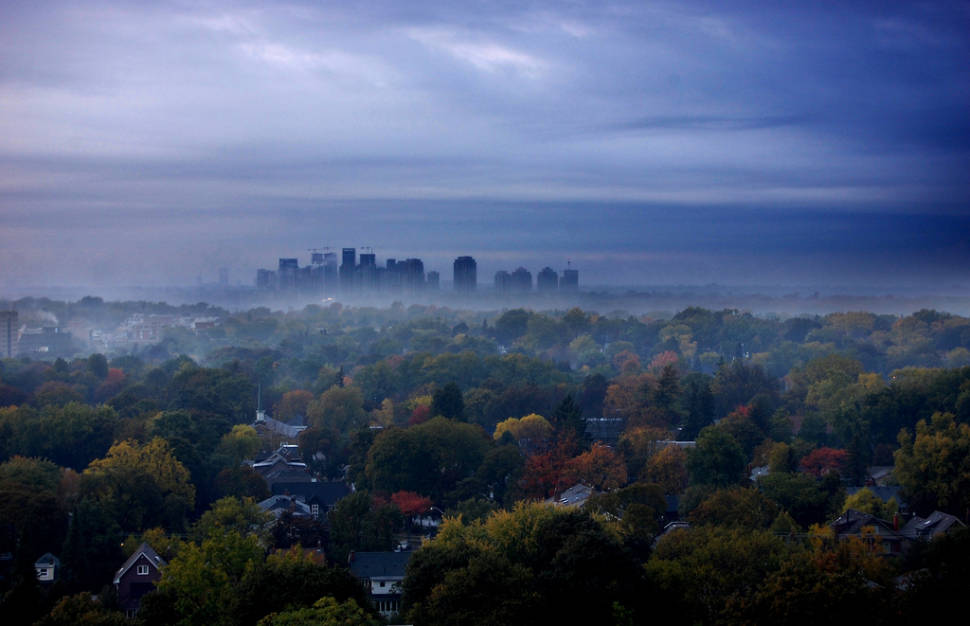 Autumn in Toronto - Best Season