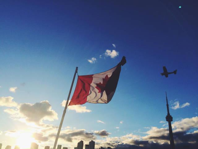 Canada Day in Toronto - Best Season