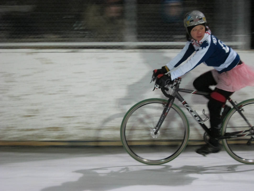 Icycle Race in Toronto - Best Season