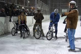 Icycle Race