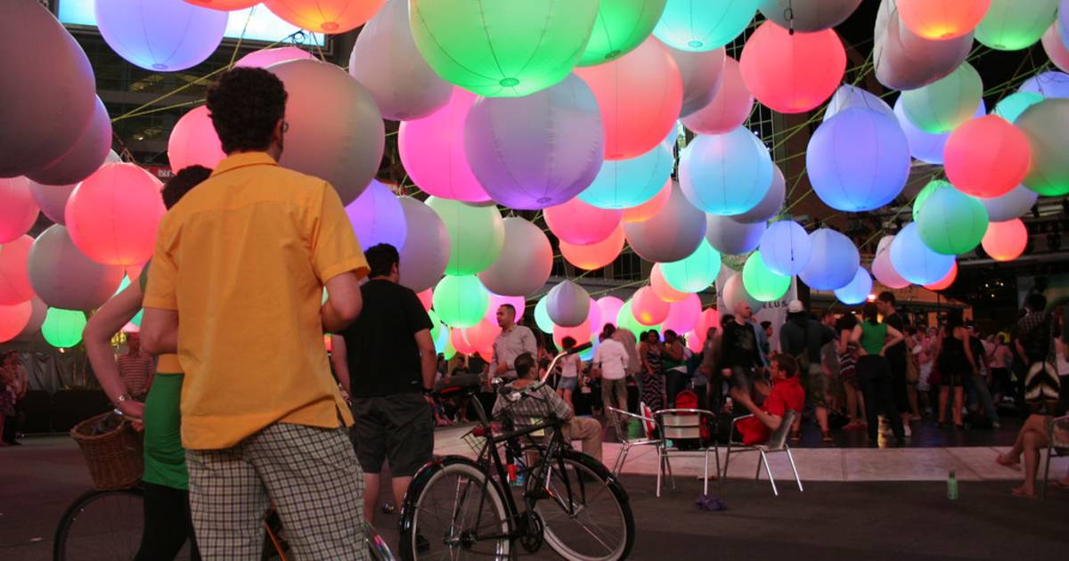 Luminato Festival in Toronto - Best Time