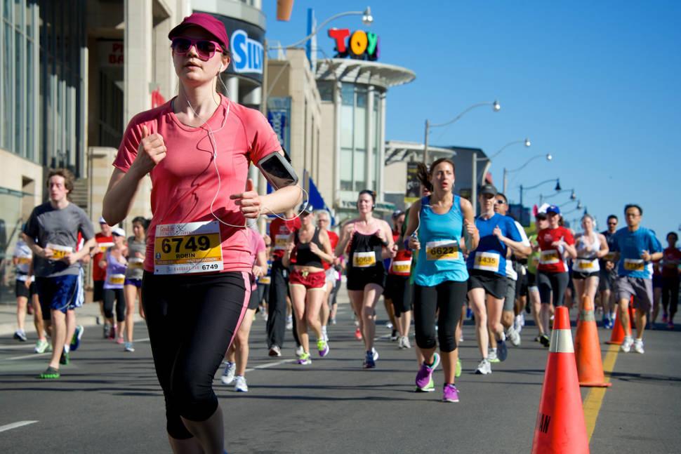 Toronto Marathon in Toronto - Best Time