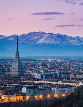 Best time to visit Turin