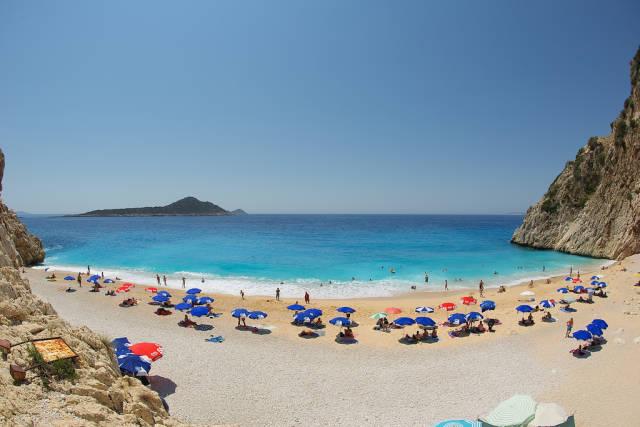 Beach Season (Aegean & Mediterranean Coasts) in Turkey - Best Time