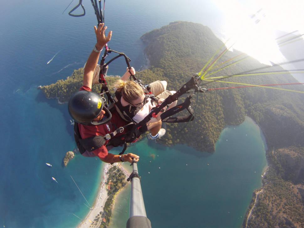 Paragliding in Turkey - Best Season