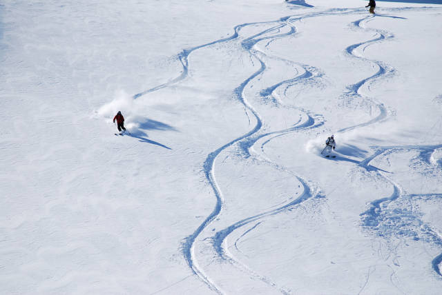 Best time for Skiing Season in Turkey