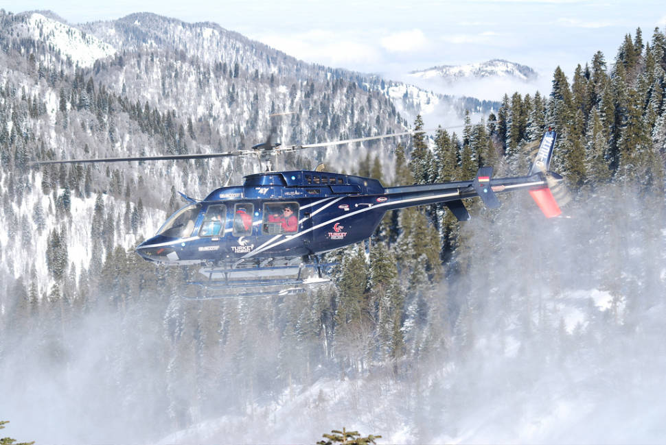 Skiing Season in Turkey - Best Season