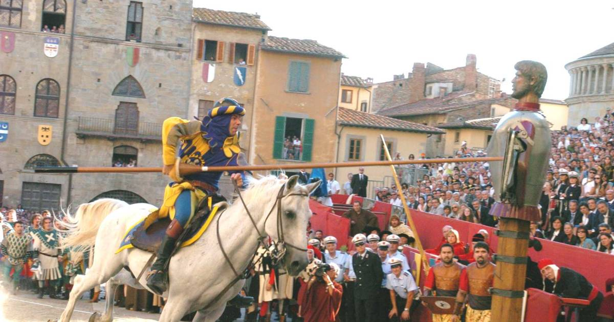 Giostra del Saracino (Joust of the Saracens) in Tuscany - Best Time