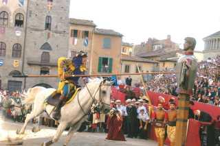 Giostra del Saracino (Joust of the Saracens)