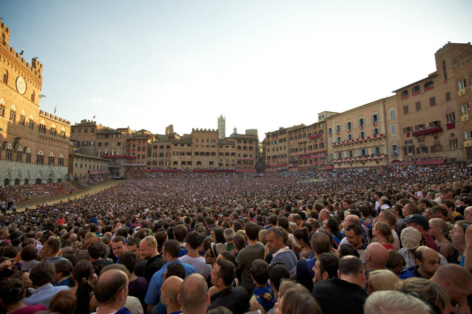 Palio di Siena in Tuscany - Best Season