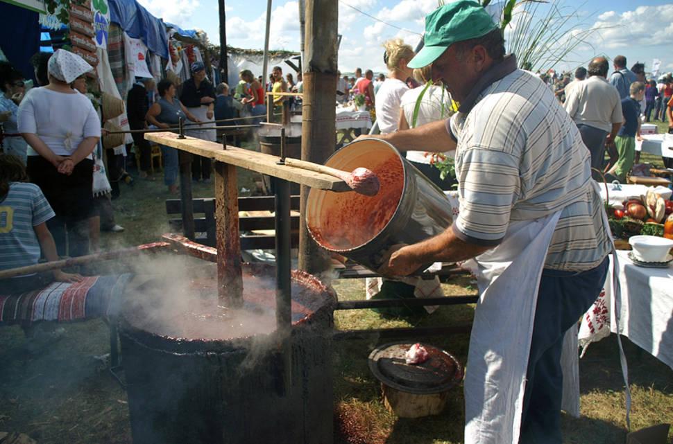 Lekvar (plum) Festival