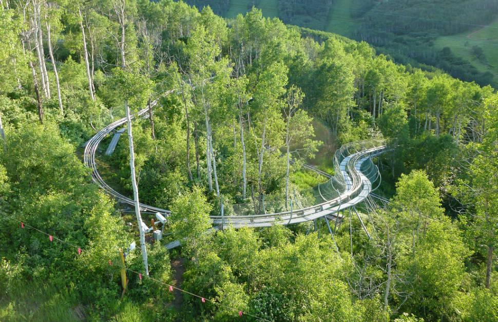Alpine Coaster in Utah - Best Time