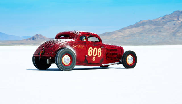 Bonneville Speed Week in Utah - Best Season
